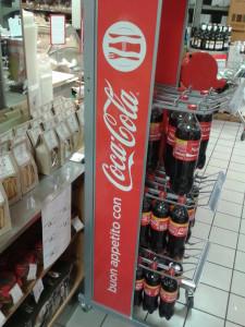 buon appetito con Coca Cola