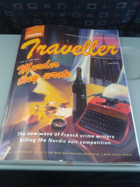 Traveller June 2014