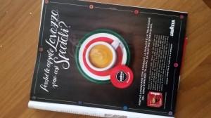 adv Lavazza Italia