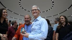 presentazione iPhone X