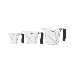 Oxo angles measuring cup